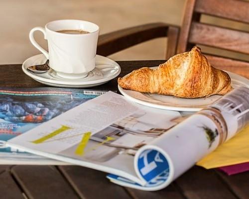 休日 カフェ