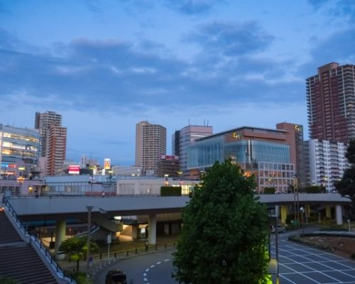 川口 ヨガスタジオ
