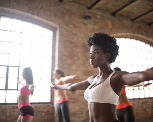 トレーニング 女性