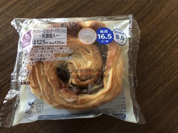 コンビニ 低糖質パン