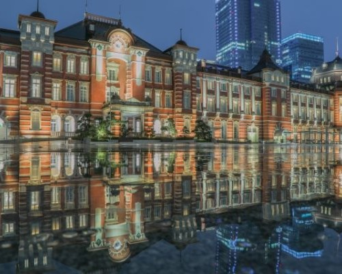 東京駅 ヨガスタジオ